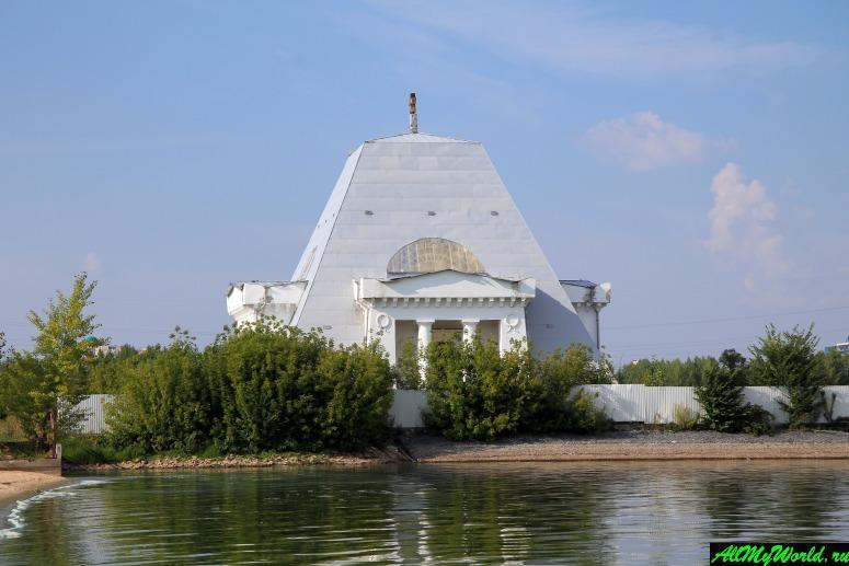 Достопримечательности Казани: храм-памятник Спаса Нерукотворного