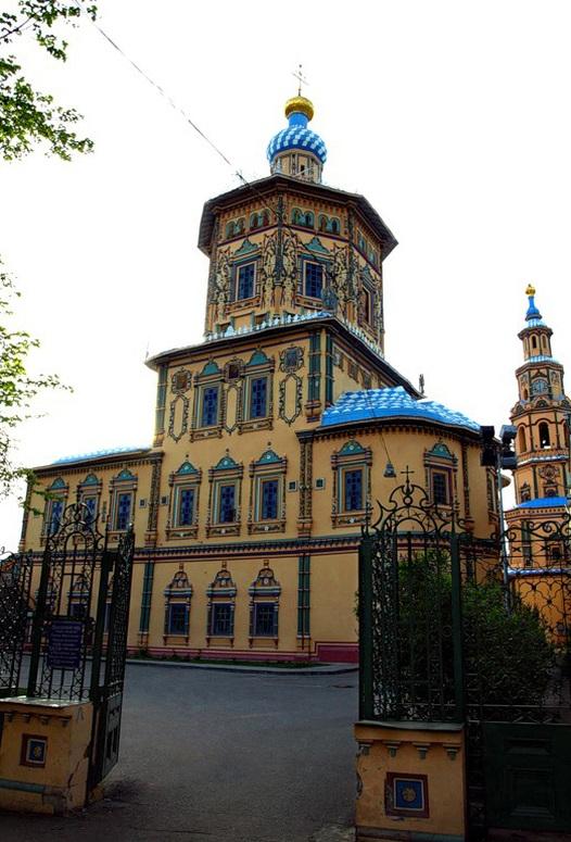 Достопримечательности Казани: Петропавловский собор