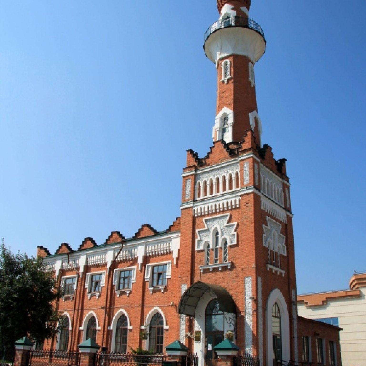 Достопримечательности Казани: Закабанная мечеть