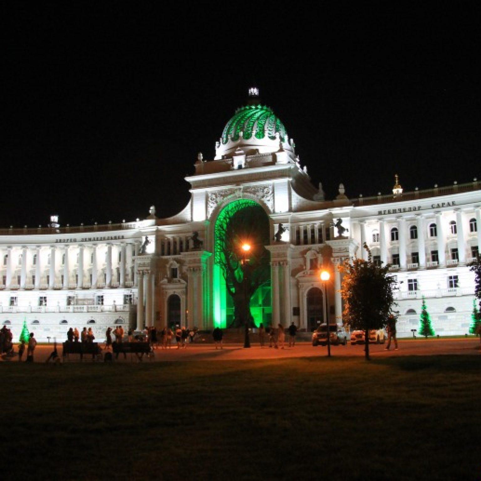 Достопримечательности Казани: Дворец земледельцев