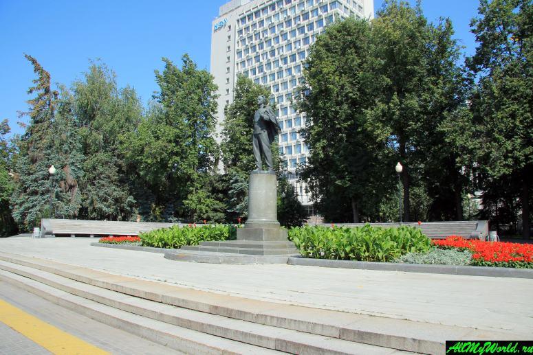 Достопримечательности Казани: Казанский (Приволжский) федеральный университет