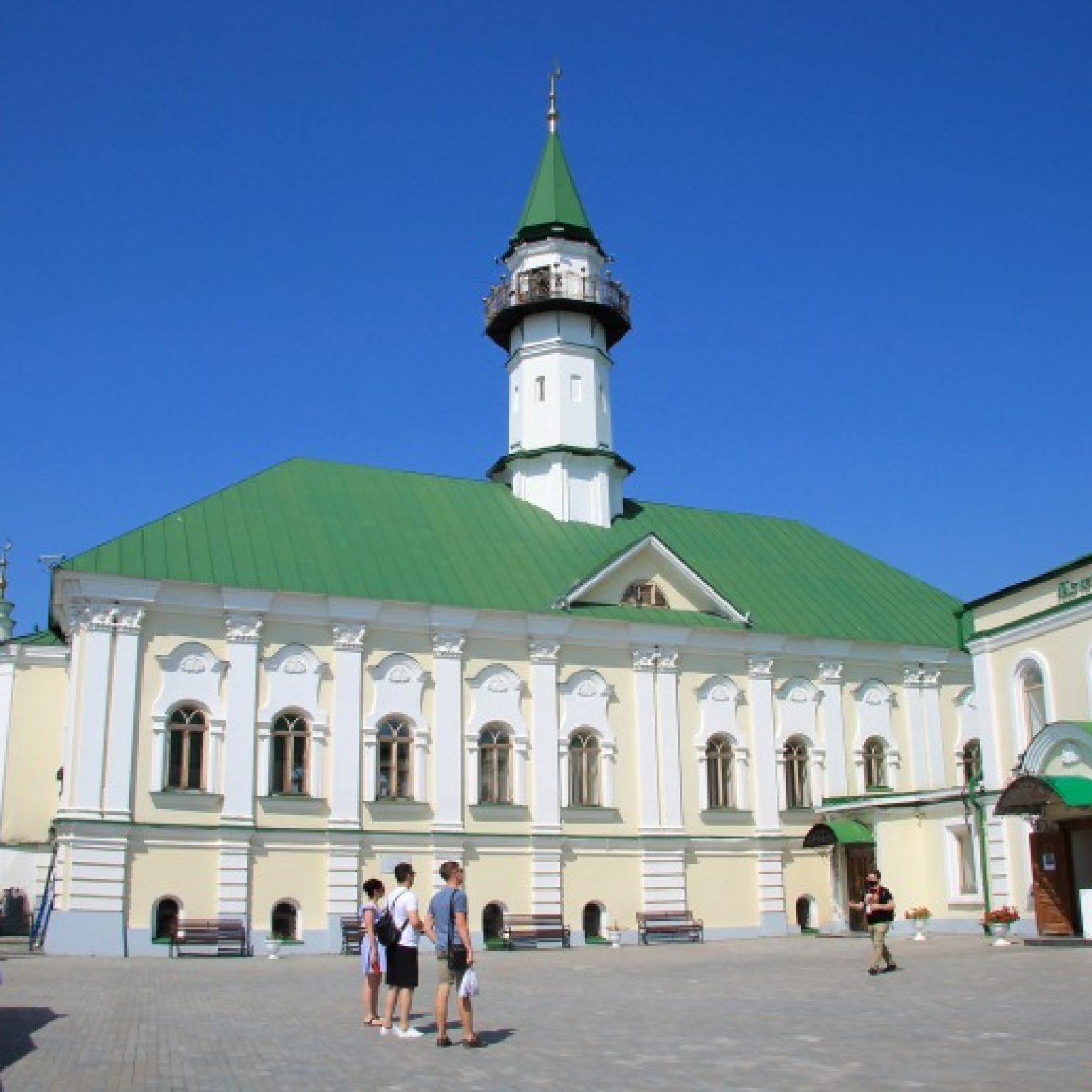 Достопримечательности Казани: мечеть Аль-Марджани