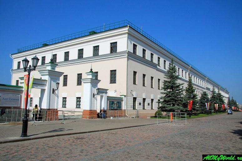 Достопримечательности Казани: музей естественной истории Татарстана