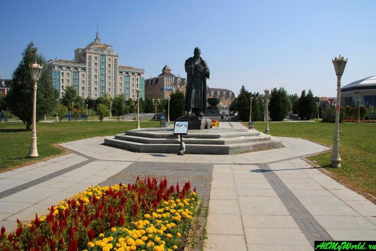 Достопримечательности Казани: парк Тысячелетия Казани