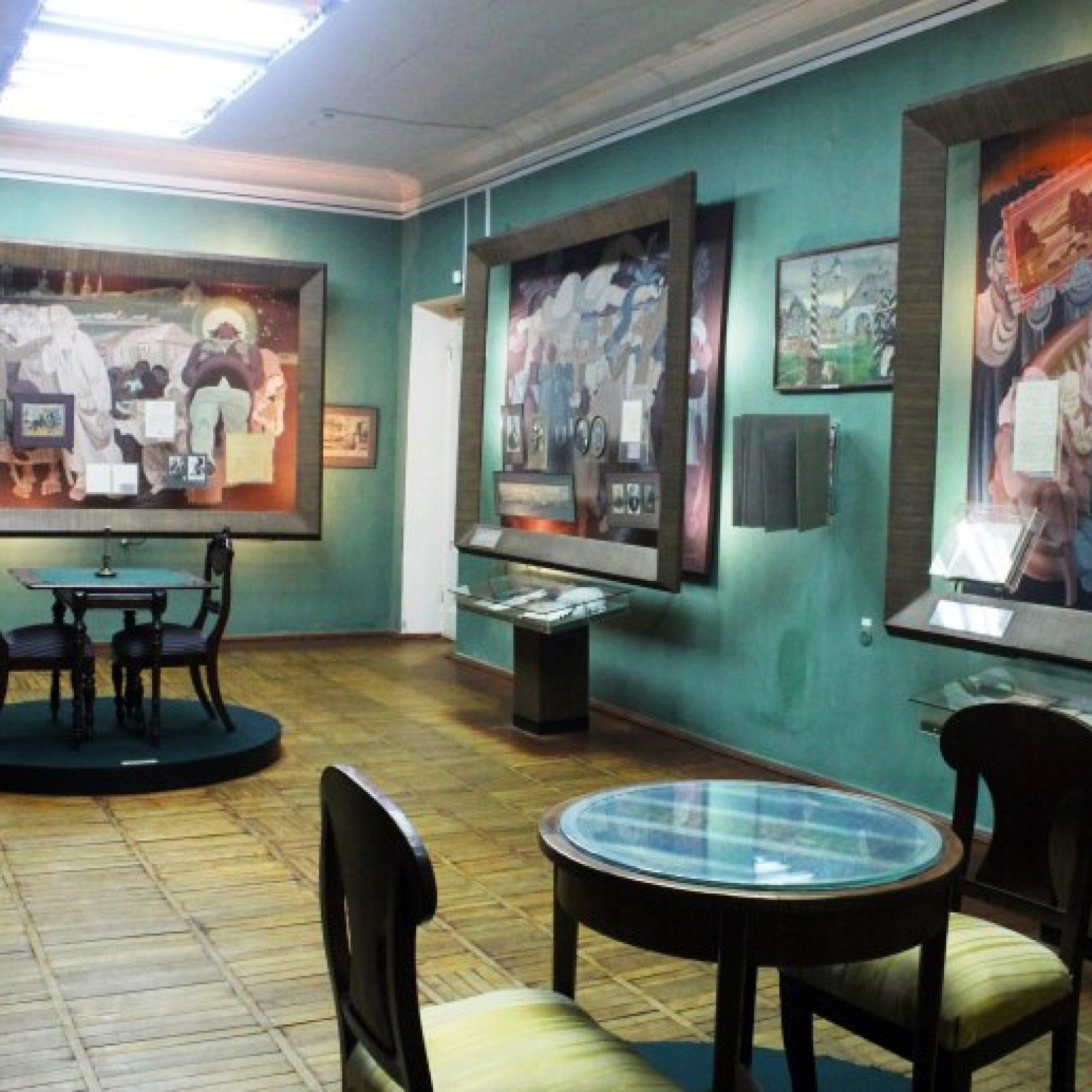 Достопримечательности Твери: Музей М.Е. Салтыкова-Щедрина