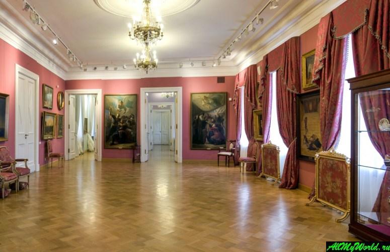 Достопримечательности Твери: Тверская областная картинная галерея