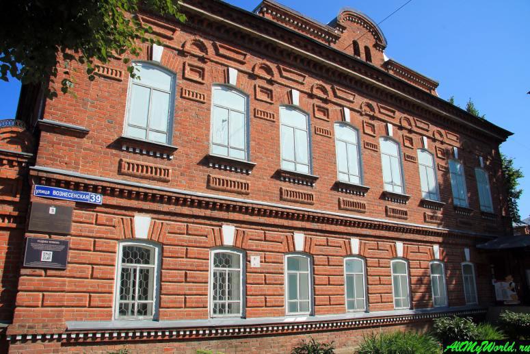 Достопримечательности Йошкар-Олы: Музей истории Йошкар-Олы