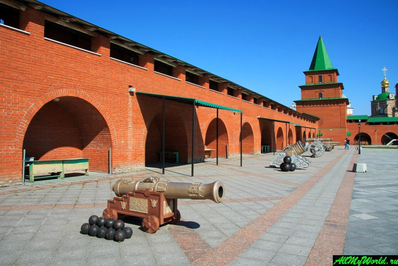 Достопримечательности Йошкар-Олы: Царевококшайский Кремль