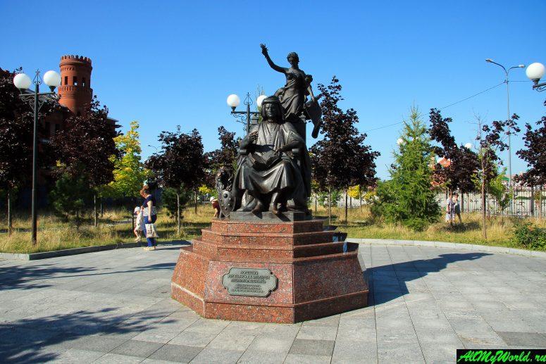 Достопримечательности Йошкар-Олы: Итальянский парк