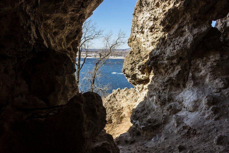 Достопримечательности Самары: Пещера братьев Греве