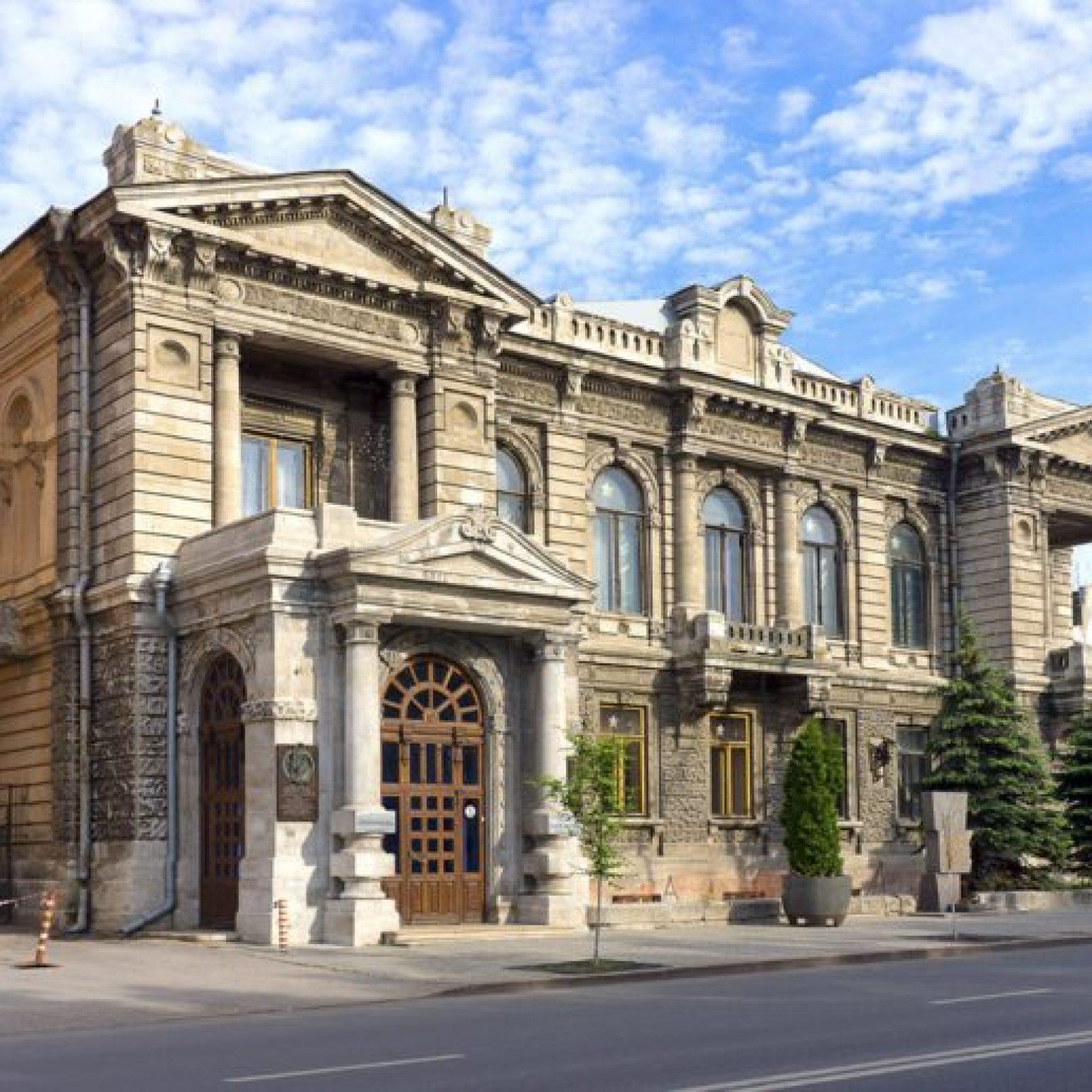 Достопримечательности Самары: особняк Наумова