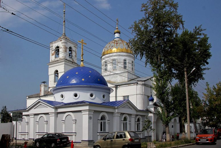 Достопримечательности Самары: Вознесенский собор
