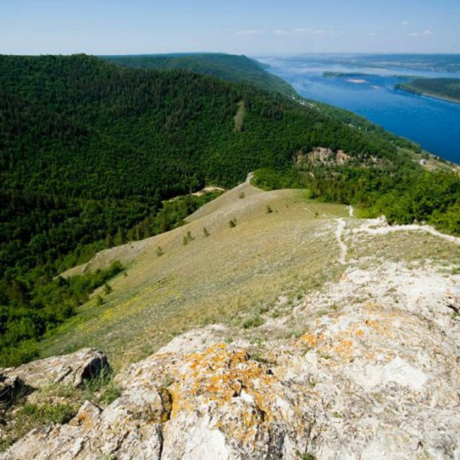 Достопримечательности Самары: Жигулевские горы
