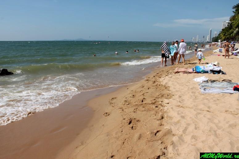 Пляж отеля Амбассадор в Паттайе – отзывы и фото