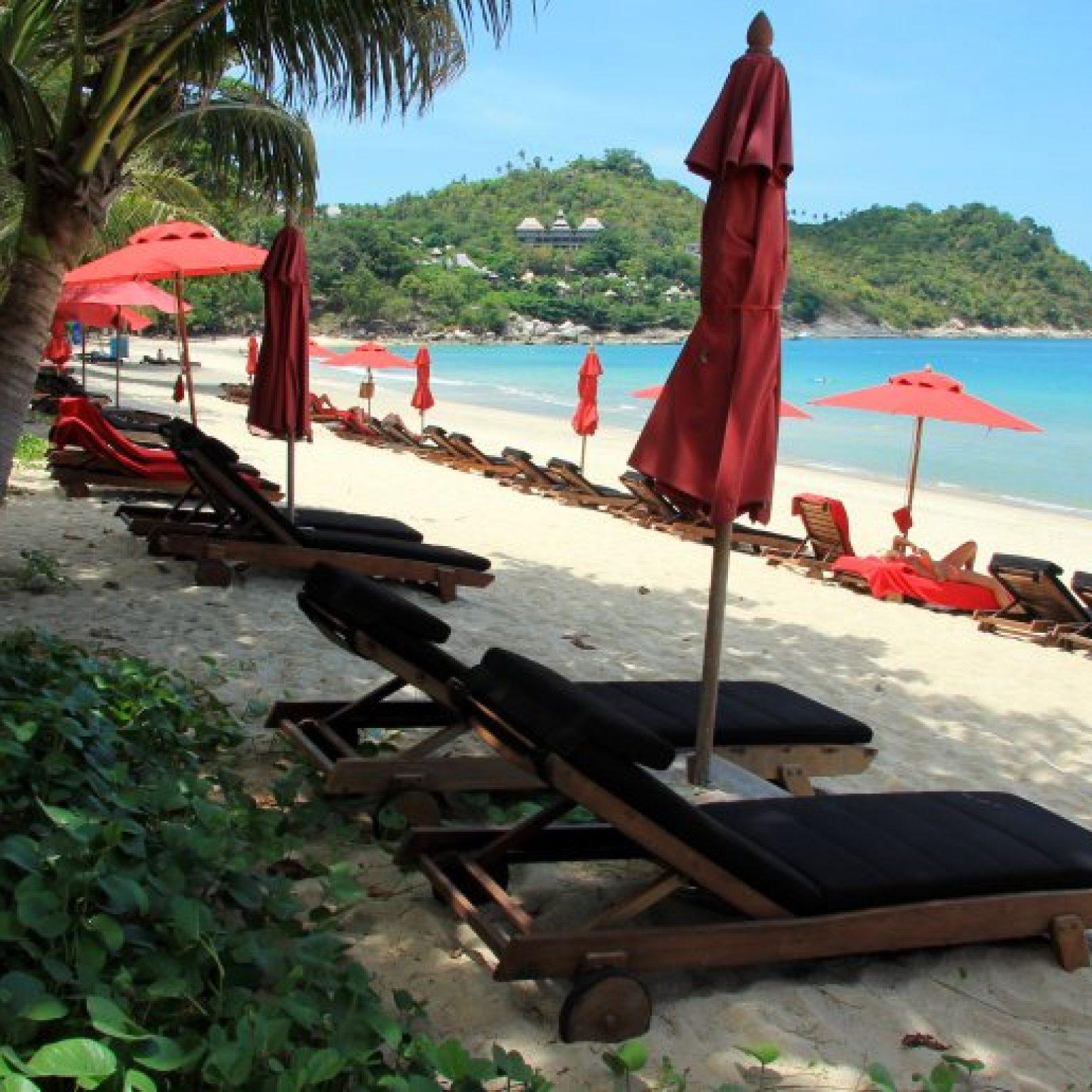"Пляж Тонг Най Пан Ной – курорт ""бизнес-класса"" на Пангане"