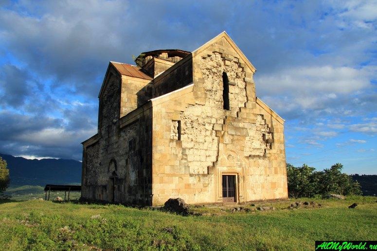 Достопримечательности Абхазии: Бедийский собор