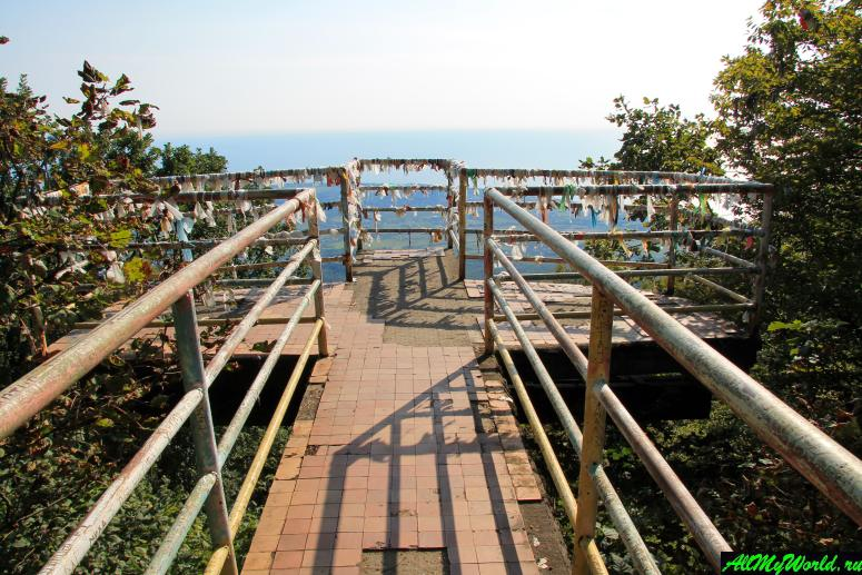Достопримечательности Абхазии: Гора Мамдзышха