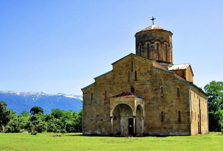Достопримечательности Абхазии: Моквский собор