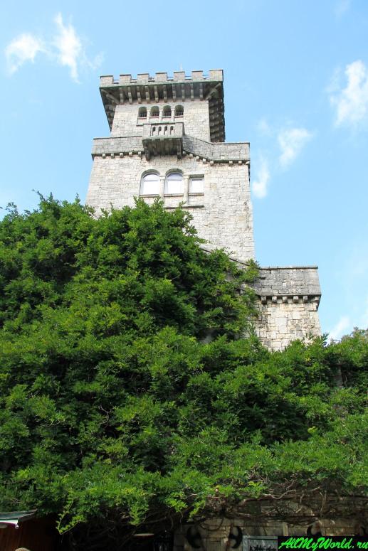 Достопримечательности Сочи и Адлера: Смотровая башня на горе Ахун
