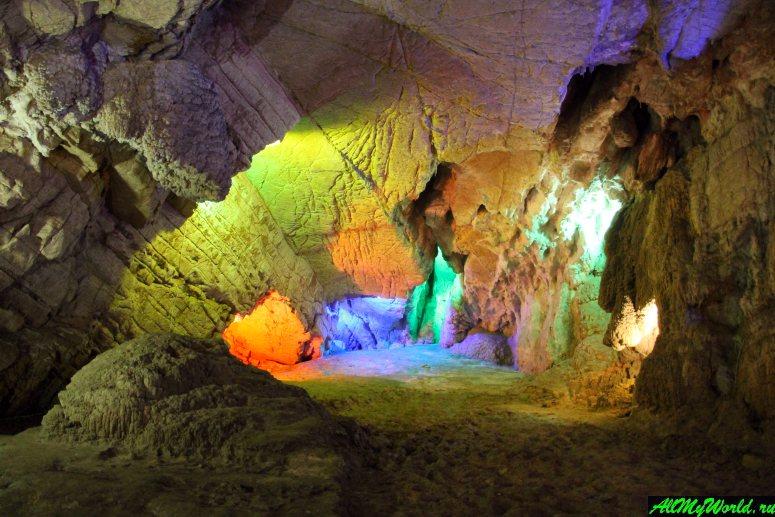 Достопримечательности Сочи и Адлера: Воронцовские пещеры