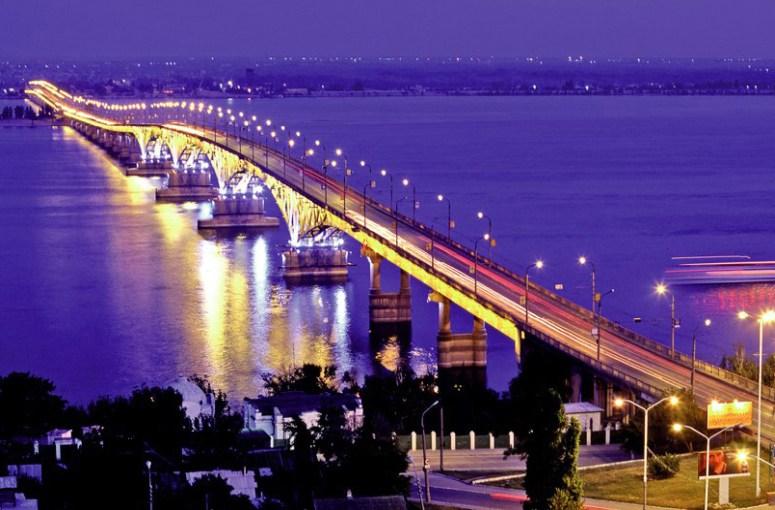 Достопримечательности Поволжья: Саратовский мост