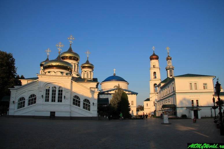 Достопримечательности Поволжья: Раифский Богородицкий мужской монастырь в Казани