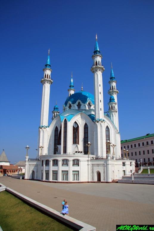Достопримечательности Поволжья: Мечеть Кул-Шариф в Казани