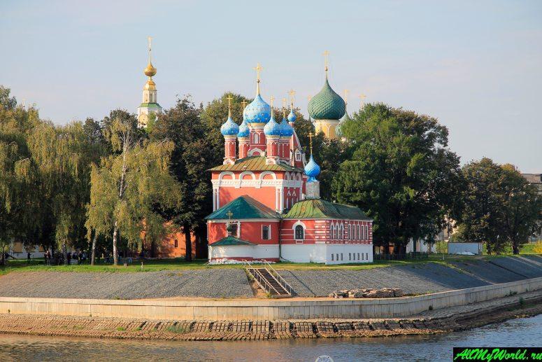 Достопримечательности Поволжья: Угличский кремль