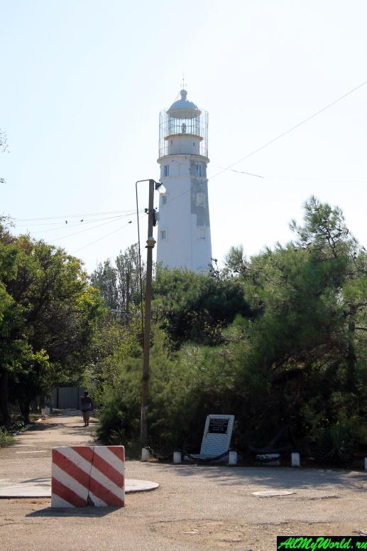 Крым, пляж Оленевки (мыс Тарханкут)