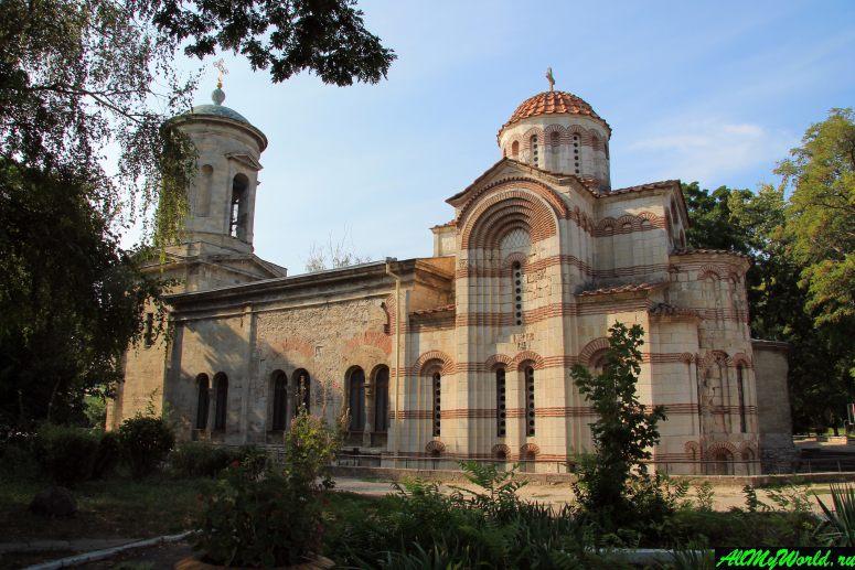 Достопримечательности Керчи: Храм Святого Иоанна Предтечи