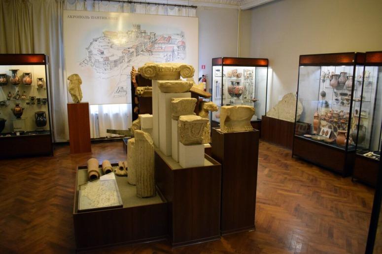 Достопримечательности Керчи: Керченский историко-археологический музей