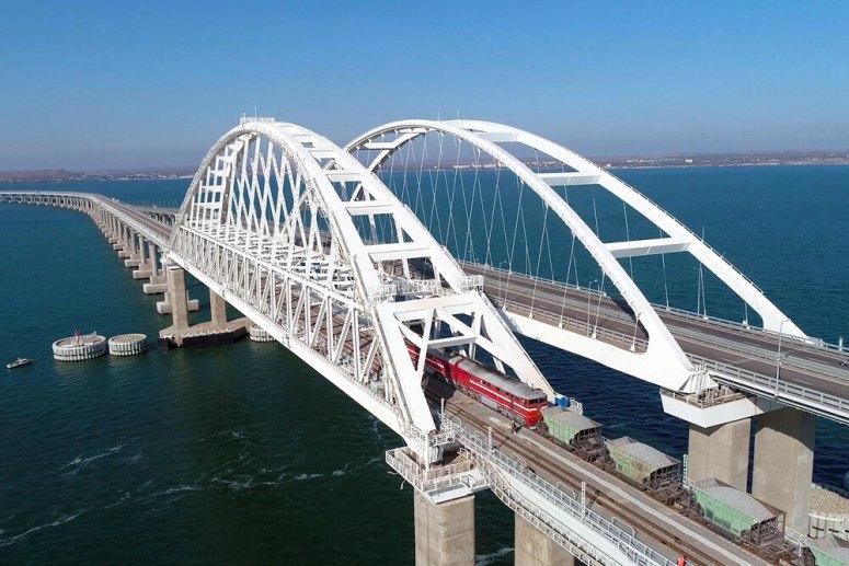 Достопримечательности Керчи: Крымский мост
