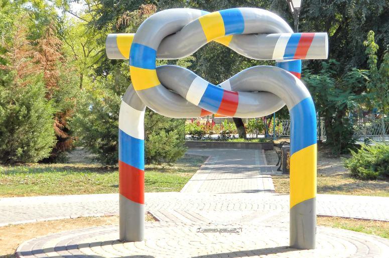 Достопримечательности Керчи: Городская набережная Керчи