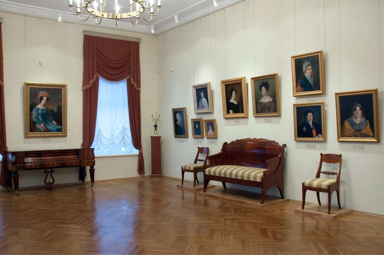 Достопримечательности Великого Новгорода: Музей изобразительных искусств