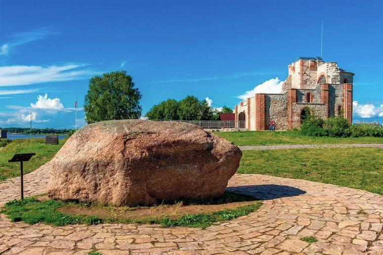 Достопримечательности Великого Новгорода: Рюриково городище
