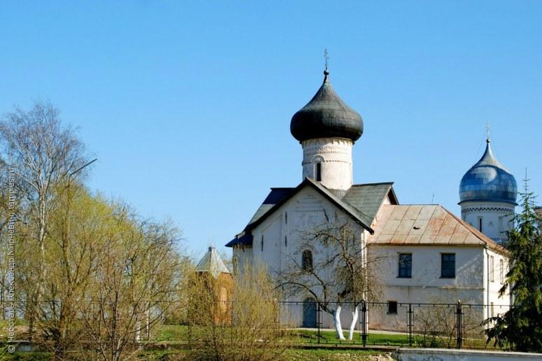 Достопримечательности Великого Новгорода: Церковь Симеона Богоприимца