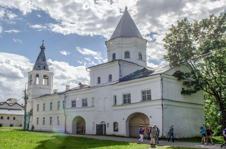 Достопримечательности Великого Новгорода: