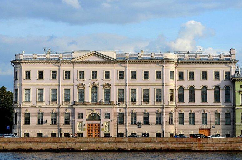 """Санкт-Петербург, """"Золотой треугольник"""": Дворец герцога Ольденбургского"""