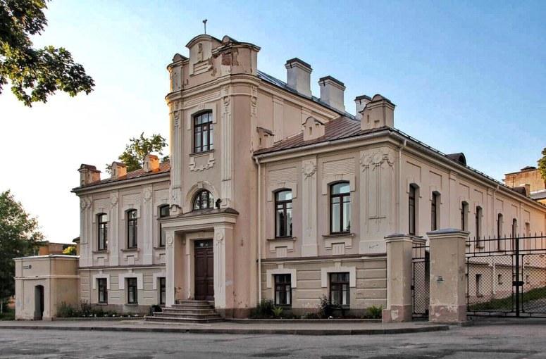 Достопримечательности Пскова: Дом Масона