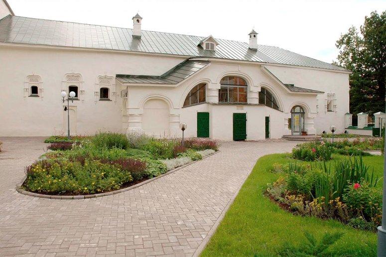 Достопримечательности Пскова: Палаты Меньшиковых