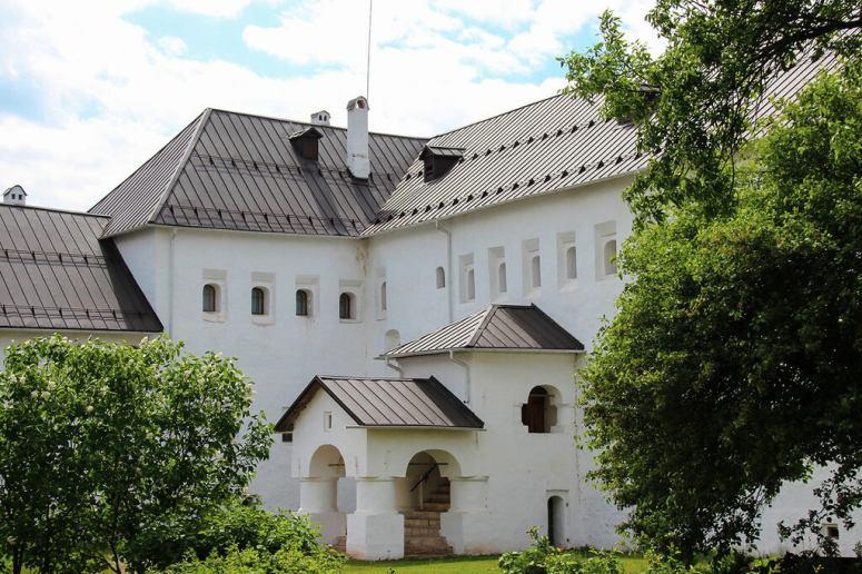 Достопримечательности Пскова: Поганкины палаты