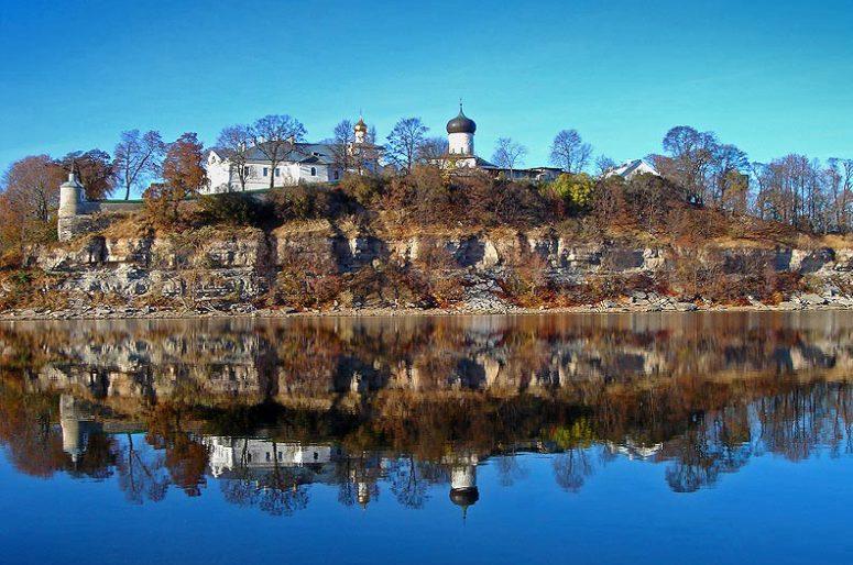 Достопримечательности Пскова: Снетогорский монастырь