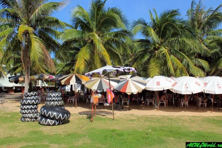 Паттайя, пляж Баан Ампур