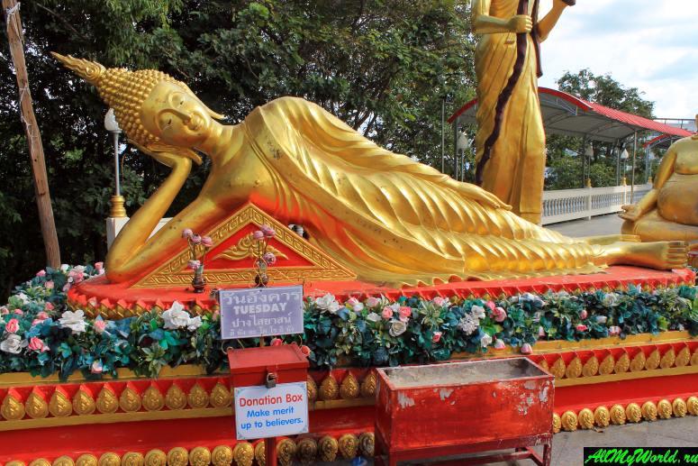 Паттайя, холм Пратамнак - Биг Будда