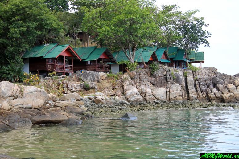 """Панган, Хаад Кхом (Коконат-бич) - пляж """"для своих"""""""
