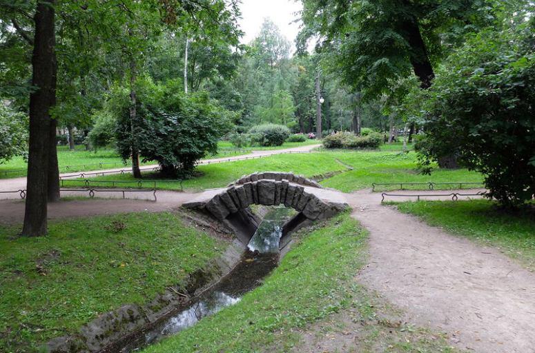Санкт-Петербург, Петроградская сторона - Александровский парк