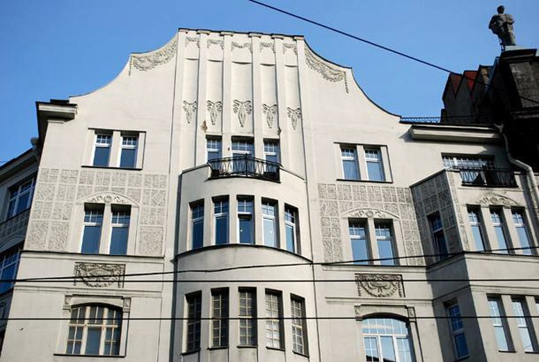 Санкт-Петербург, Петроградская сторона - Доходный дом К.М.Соколовского