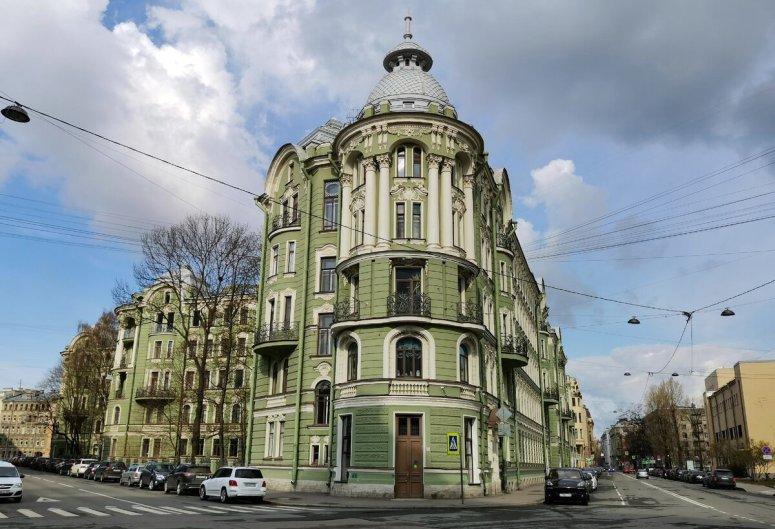 Санкт-Петербург, Петроградская сторона - Доходный дом Колобовых