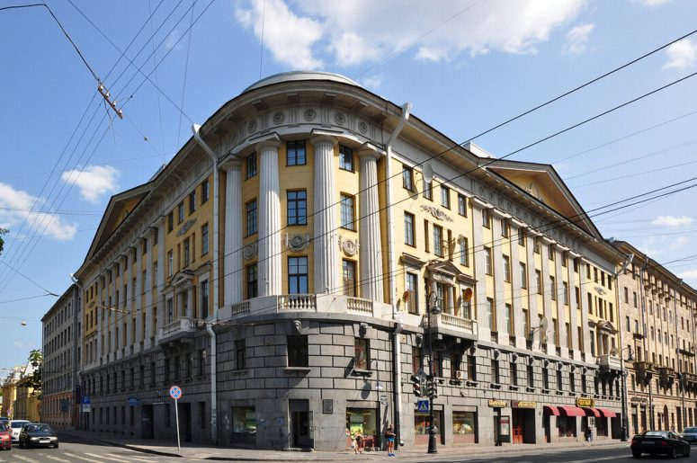 Санкт-Петербург, Петроградская сторона - Доходный дом княгини Воейковой