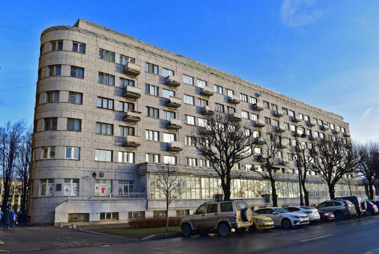 Санкт-Петербург, Петроградская сторона - Дом политкаторжан